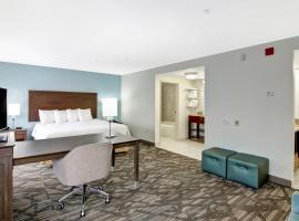 Hampton Inn & Suites Saint John, hotel em Saint John