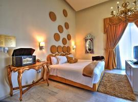 Hotel Andante, hotel en Puebla