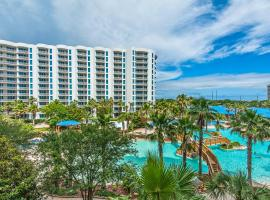Palms Resort #2413 by RealJoy, serviced apartment in Destin