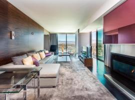 Palms Place One Bedroom Suite 1220 sqft, serviced apartment in Las Vegas