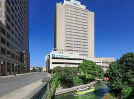 Wyndham San Antonio River Walk, hotel in San Antonio