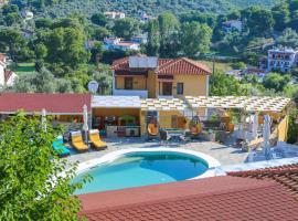 Skiathos Island Suites, romantic hotel in Troulos