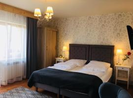 Apartamenty w Jurgowie Świstokówka, hotel near Hawrań Ski Lift, Jurgów