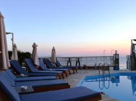 Sunset Beach Hotel, hotel in Kokkíni Khánion