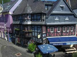 Hotel Blaue Ecke, hotel near Nuerburgring, Adenau