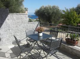 Appartamenti La Chiandata, self catering accommodation in Marina di Camerota