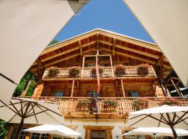 Lifestyle Rooms & Suites by Beau-Séjour, hotel in Champéry