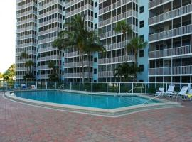 Crystal Sands by Beachside Management, apartment in Siesta Key