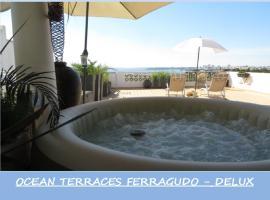 Ocean Terraces Vila Gaivota I, hotel en Ferragudo