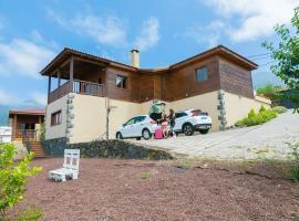 Casa Ilusion, cabin in La Orotava