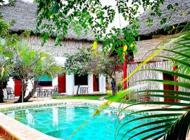 Diani Hostel, country house in Diani Beach