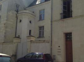 Le Petit Lecoy, apartment in Saumur
