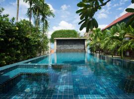HAN & DANIEL VILLA BOUTIQUE, hotel em Siem Reap