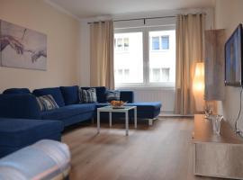 Moderne Appartement Hannover Centrum - City Flat HbF, Hotel in der Nähe von: Hauptbahnhof Hannover, Hannover