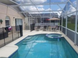 Pool Home 15 Minutes From Disney, hotel near Highlands Reserve GC, Davenport