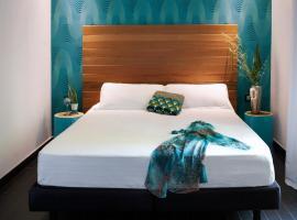 Q Hotel, hotel near Rimini Fiera, Rimini