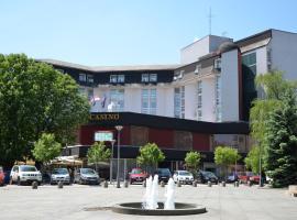 Hotel Bosna AD, hotel v Banji Luki