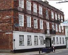 Swan Hotel, hotel near Eye Castle, Harleston