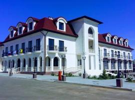 Marco Polo, отель в Элисте