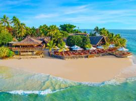 Castaway Island, Fiji, hotel in Castaway Island