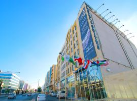 City Rose Hotel Suites, hotel in Amman