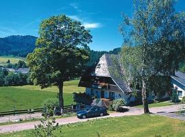 Hotel Landgasthof Bergblick, hotel in Bernau im Schwarzwald