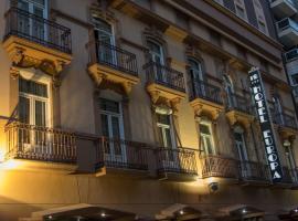 Hotel Europa, pet-friendly hotel in Albacete