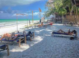 Drifters Zanzibar, hostel in Paje