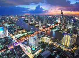 Centre Point Silom, Hotel im Viertel Riverside, Bangkok