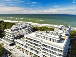 Mielno-Apartments Dune Resort - Apartamentowiec B, family hotel in Mielno