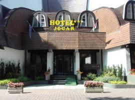 Hotel Jogar, hotel near Balatonföldvár train station, Balatonföldvár