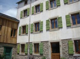 Chez Christine Et Fabrice, apartment in Font Romeu Odeillo Via