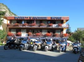 Aiguille Noire, hotel near Les Sybelles, Valloire