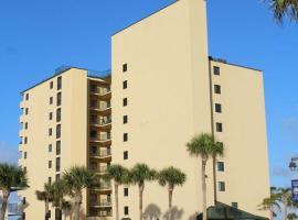 Tropical Suites at Sunglow Resort, apartment in Daytona Beach