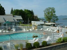 Marine Village Resort, beach hotel in Lake George