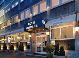 Hotel Ostmeier, hotell sihtkohas Bochum