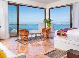 Villa Divina Luxury, отель в городе Пуэрто-Вальярта