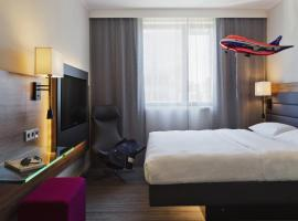 MOXY Vienna Airport, hotel near Vienna International Airport - VIE,