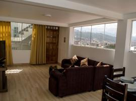Mayte Apartment, serviced apartment in Cusco