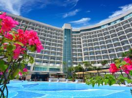 ロワジールホテル 那覇、那覇市のホテル
