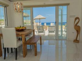 Stunning Ocean View, villa in Negril