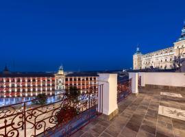 Hotel Boutique Adolfo, hotel en Toledo