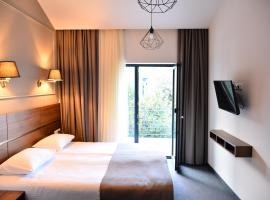 Hotel Garnet Tbilisi, luxury hotel in Tbilisi City