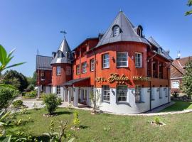 Galia – hotel w pobliżu miejsca Centrum rekreacyjne AQUA w Druskienikach w Druskienikach