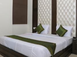Treebo Trend JD Residency, hotel near Fateh Burj, Sohāna