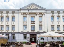 Parkhotel Altenburg, hotel in Altenburg