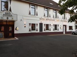 Hotel & Restaurant Drei Könige, hotel near Jever Fun Skihalle, Grevenbroich