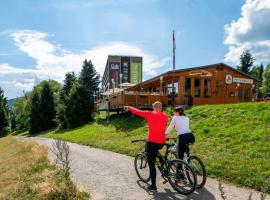 AHORN Hotel Am Fichtelberg, Hotel in Kurort Oberwiesenthal