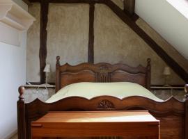 Les Buissonnets, B&B/chambre d'hôtes à Giverny