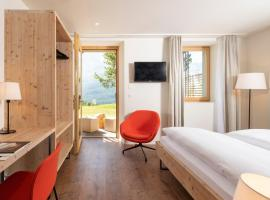 Randolins Familienresort, hotel in St. Moritz